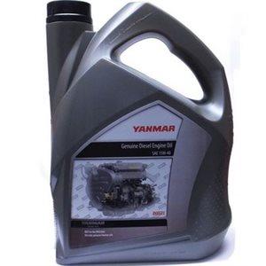 Yanmar diesel motor oil 15W40 1 gallon