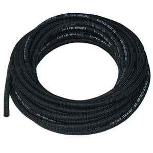 Fuel hose type A black 1 / 2'' / foot