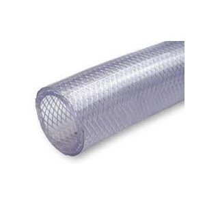 "Water hose transparent 1-1 / 4"" / foot"