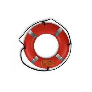 """Ring Buoy 24"""" Orange"""