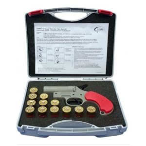 Flare gun kit 12 twin star flares and flat case
