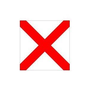 """Code flag 18"""" x 24"""" each"""