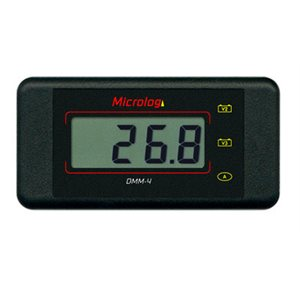Microlog DMM-4 DC Monitor