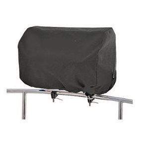 BBQ cover for Stow n go medium black Sunbrella