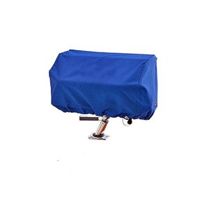 BBQ Cover Medium Pacific Blue