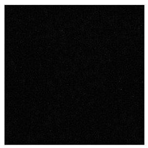 """Sunbrella tissu marin 46"""" noir / verge"""