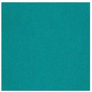 """Sunbrella tissu marin 60"""" aquamarine / verge"""