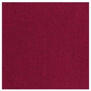 "Sunbrella tissu marin 60"" burgundy (bourgogne) / verge"