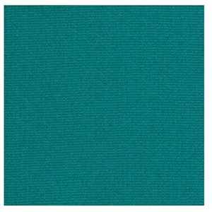 "Sunbrella tissu marin 60"" persian green (vert) / verge"