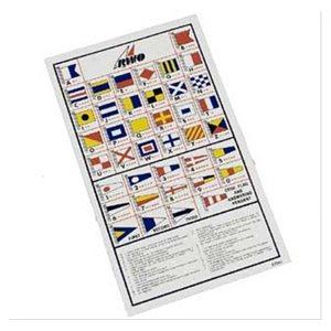 Autocollant drapeaux code