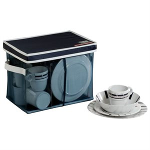 Marine Business Canes24 piece (6 people) Tableware Pack