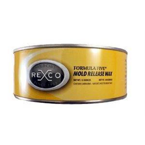 Rexco mold release wax 1 lb