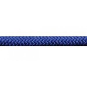 """Double braid polyester 3 / 8"""" (9.5 mm) navy"""