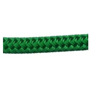 """Double braid polyester 1 / 2"""" (12.7 mm) green"""