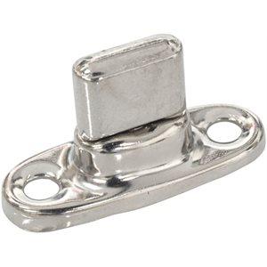 Turnbutton fastener, 2 screws