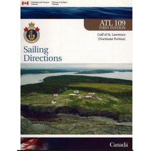 Instructions nautique Golfe du St-Laurent Nord Est (en francais)