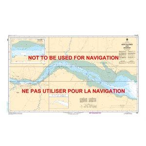 Carte 1201 Saint-Fulgence à Saguenay