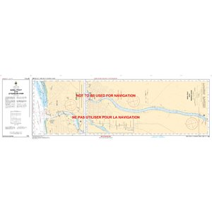 Chart 1350 Richelieu Sorel-Tracy to Otterburn-Park