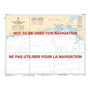 Chart 2059 Scotch Bonnet Island to Cobourg