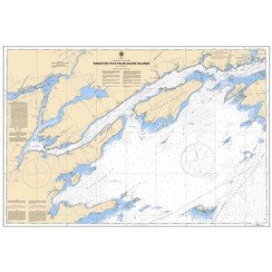 Carte 2064 - Kingston a False Duck Islands