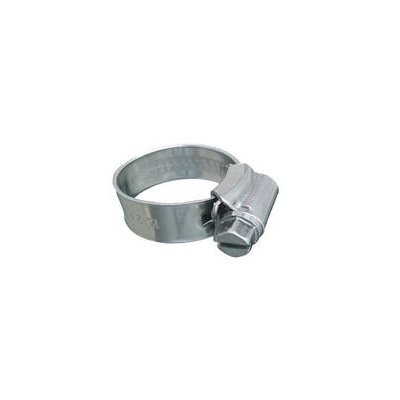 "Collier de serrage 3 / 8 ""pour tuyau 3 / 4"" - 1-1 / 8 "" inox"