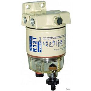 Racor 120at Filtre à carburant / séparateur d'eau, 10 microns