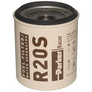 Elément de filtre de remplacement spin-on Racor R20S
