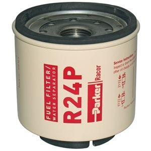 Elément de filtre de remplacement spin-on Racor RR24P