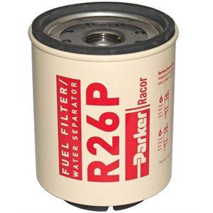 Filtre / séparateur d'eau R26P 30 microns