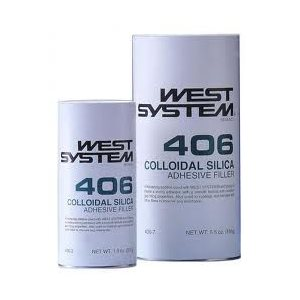 Charge silice colloidale 406 West System 155g