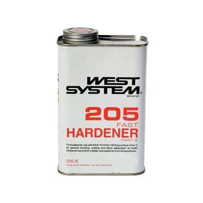 West system 205 hardener fast 814 ml