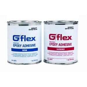 G / Flex 655 epoxy adhesive repair kit, 2 quarts