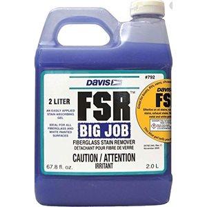 FSR fiberglass stain remover big job 2L