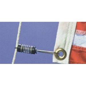 Clips pour drapeau inox (2)