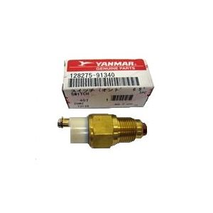Heat sensor switch yellow