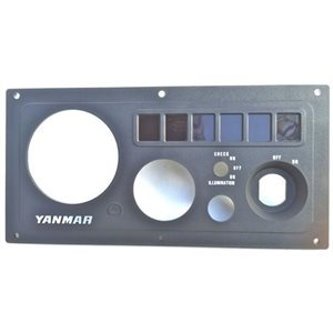 Panel housing assembly
