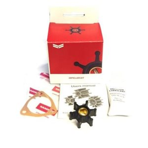Impeller kit water pump replaces 128176-42071 1GM and 1GM10