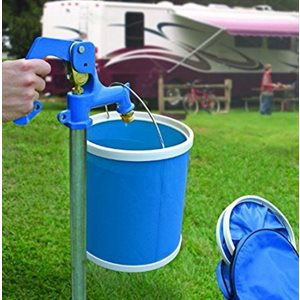 Seau repliable 3 gallons