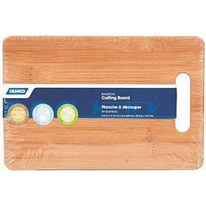 "RV / galley bamboo cutting board 7-7 / 8"" x 11-13 / 16"" x 1 / 2"""