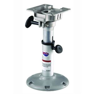 """Lakesport Adjustable™ Bell pedestal with seat mount 14""""-20"""""""