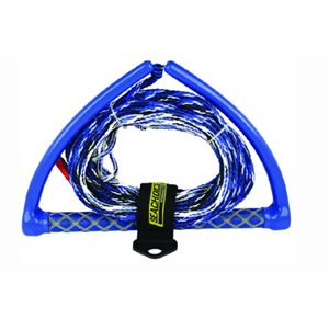 Wake board rope 65' - 3 section 1200 lbs.