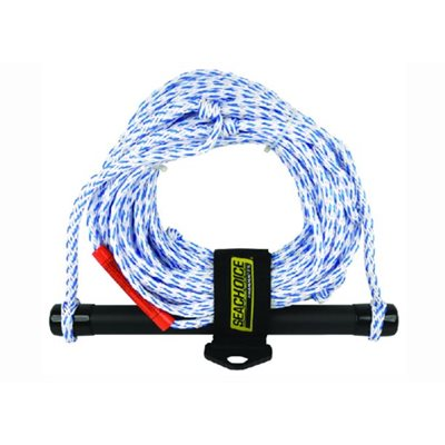 """Water ski rope - 1 section 75"""" TS 1000 lbs."""