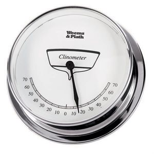 Clinometre Chrome Endurance de Weems and Plath 4 1 / 8""