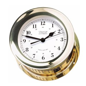 Horloge Cloche de Navire Quartz Atlantis de Weems & Plath