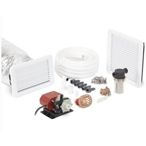 Dometic EnviroComfort air conditioning 10K ECD10K / 1-HV Installation Kit