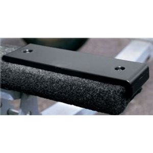 Bunkender kit noir permet au bateau de glisser facilement sur les extrémités des glissières de remorque (2)