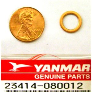 8mm copper washer