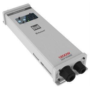 Bluetooth® Marine Amplifier 1200W