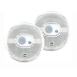 "Dual marine speakers 6.5"" 120w 3-way (2)"