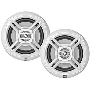 """Dual speakers 6.5"""" 100W two way"""